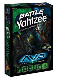 Battle Yahtzee: Alien vs. Predator