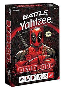 Battle Yahtzee: Deadpool