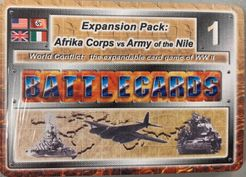 Battlecards: World Conflict – North African Campaign – Expansion Pack 1