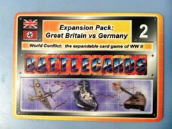 Battlecards: World Conflict – Western European Campaign – Expansion Pack 2