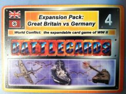 Battlecards: World Conflict – Western European Campaign – Expansion Pack 4