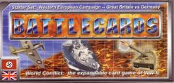 Battlecards: World Conflict – Western European Campaign – Starter Set