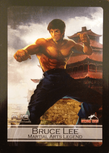 BattleCON: Bruce Lee Promo