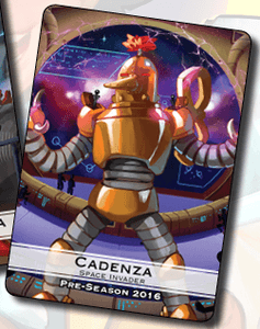 BattleCON: Cadenza – Space Invader Costume