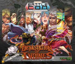 BattleCON: Devastation of Indines