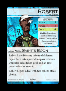 BattleCON: Robert the Saint Promo