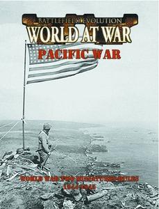 Battlefield Evolution: Pacific War – World War Two Miniatures Rules 1944-1945