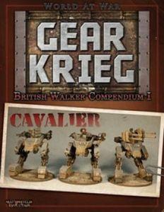 Battlefield Evolution: World at War – Gear Krieg: British Walker Compendium I – Cavalier