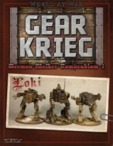 Battlefield Evolution: World at War – Gear Krieg: German Walker Compendium I – Loki