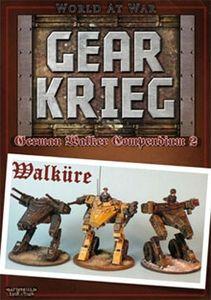 Battlefield Evolution: World at War – Gear Krieg: German Walker Compendium II – Walkuere