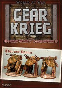 Battlefield Evolution: World at War – Gear Krieg: German Walker Compendium III – Thor and Donner