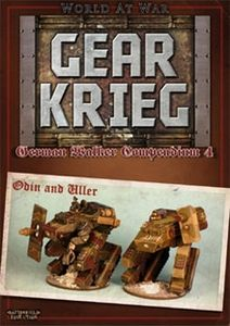 Battlefield Evolution: World at War – Gear Krieg: German Walker Compendium IV – Odin and Uller