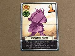 Battlegoats: Origami Goat Promo Card