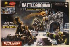 Battleground: Crossbows & Catapults – Tower Attack Expansion Pack