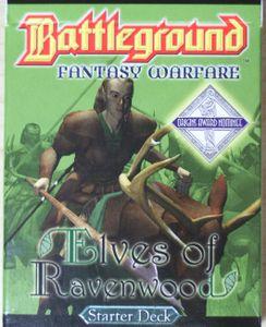 Battleground Fantasy Warfare: Elves of Ravenwood