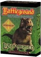 Battleground Fantasy Warfare: Lizardmen Reinforcements