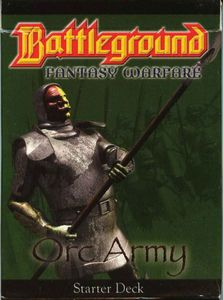 Battleground Fantasy Warfare: Orc Army
