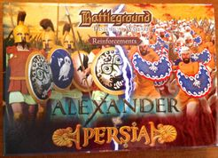 Battleground Historical Warfare: Alexander vs. Persia Reinforcements