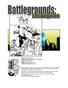 Battlegrounds: Los Angeles