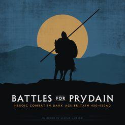 Battles for Prydain: Heroic Combat in Dark Age Britain 450-650 AD