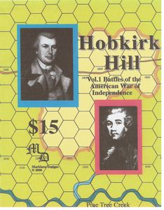 Battles of the American War of Independence: Volume 1 – Hobkirk Hill