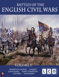 Battles of the English Civil Wars 1642 - 1651 Volume I