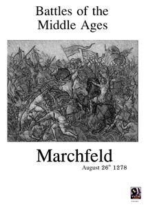 Battles of the Middle Ages: Marchfeld