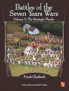 Battles of the Seven Years War: Volume 2 – The Strategic Flanks