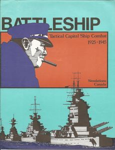 Battleship (first edition)