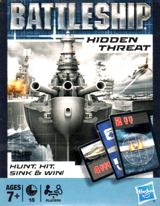 Battleship: Hidden Threat