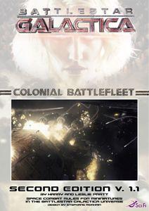 Battlestar Galactica: Colonial Battlefleet