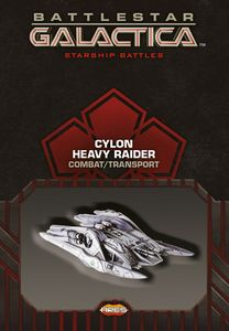 Battlestar Galactica: Starship Battles – Cylon Heavy Raider (Combat/Transport)