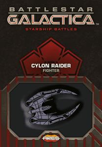 Battlestar Galactica: Starship Battles – Cylon Raider