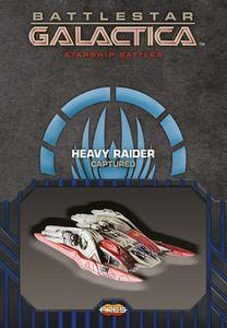 Battlestar Galactica: Starship Battles – Heavy Raider (Captured)
