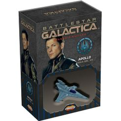 Battlestar Galactica: Starship Battles – Viper MK VII (Apollo)