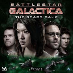 Battlestar Galactica: The Board Game – Exodus Expansion