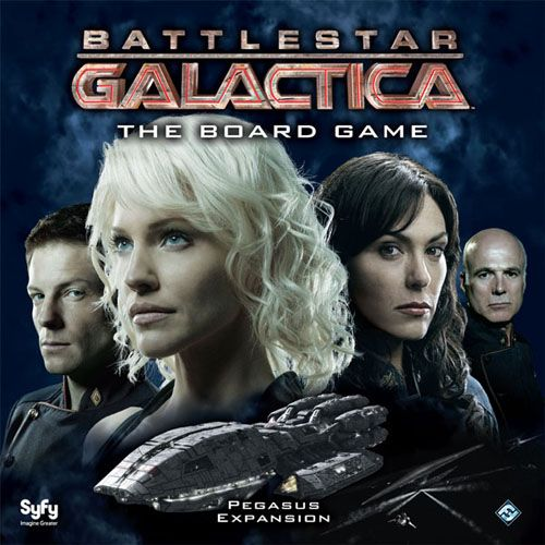 Battlestar Galactica: The Board Game – Pegasus Expansion