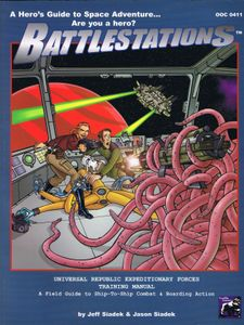 Battlestations: Core Rulebook