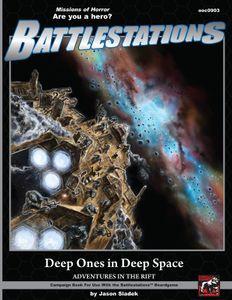 Battlestations: Deep Ones in Deep Space