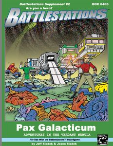 Battlestations: Pax Galacticum