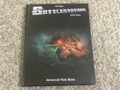 Battlestations: Second Edition – Advanced Rule Book
