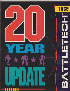 BattleTech: 20 Year Update