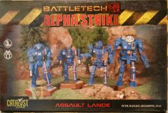 BattleTech Alpha Strike: Assault Lance Pack