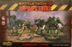 BattleTech Alpha Strike: Command Lance Pack
