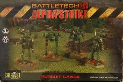 BattleTech Alpha Strike: Pursuit Lance Pack