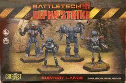 BattleTech Alpha Strike: Support Lance Pack