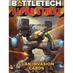 Battletech: Alpha Strike – Clan Invasion Cards