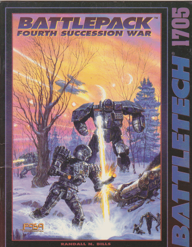 BattleTech BattlePack: Fourth Succession War