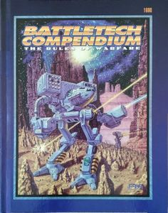 BattleTech Compendium: The Rules of Warfare