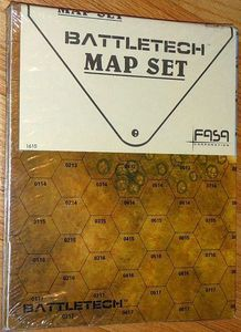 BattleTech: Map Set 1